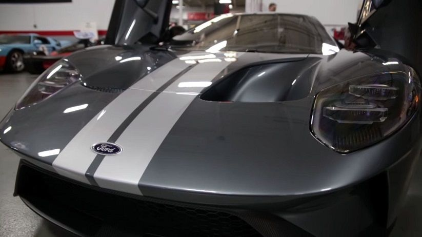 Ford Gt Headlights