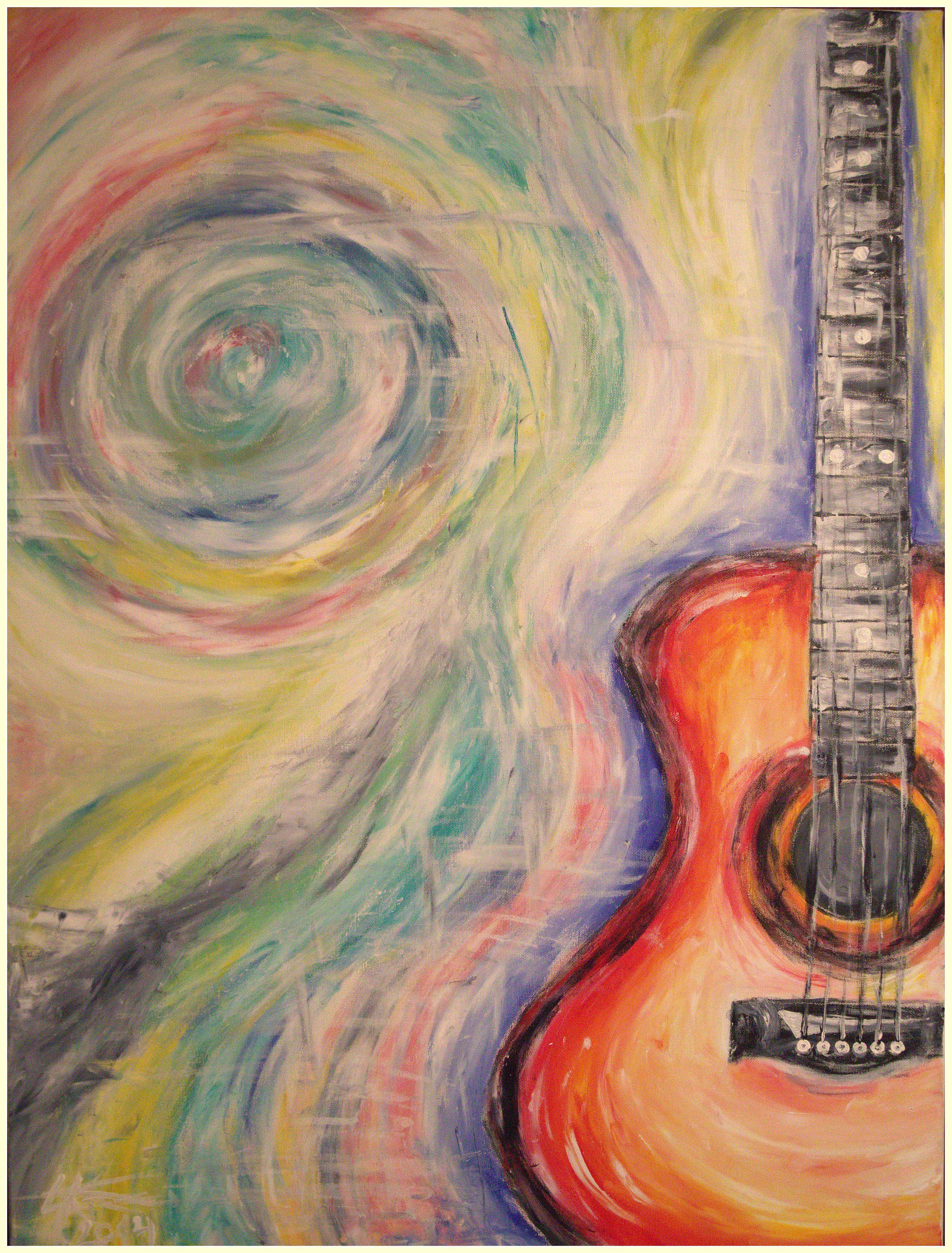 Harmonies string. (2014)