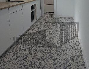 Photo of Ceramic Tile Floor – Bathroom – Default Title