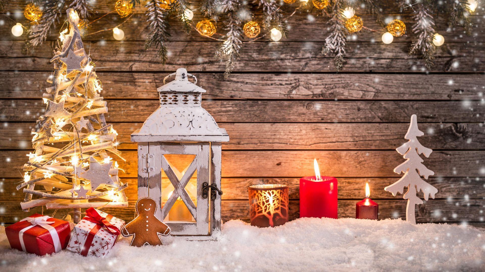 Christmas New Year Toys Fir Tree Lamp Decorations Snow 5k Horizontal Free Christmas Wallpaper Downloads Christmas Lanterns Christmas Wallpaper Free