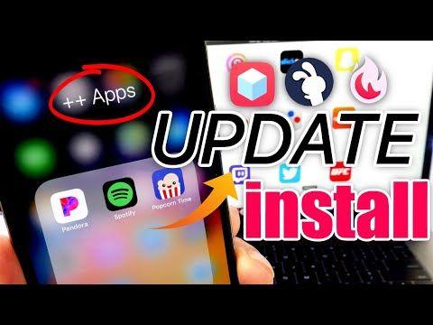 New Get ++ Apps /Tweaked Apps No Computer and Computer