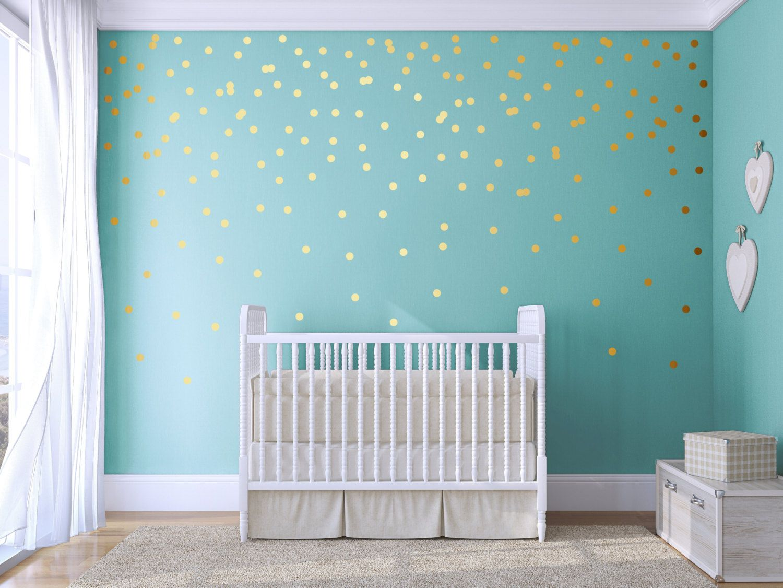 Polka Dots Wall Decals Kids Wall Decals Polka Dot