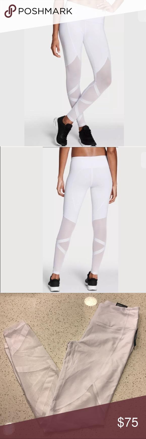 128acfabdc0a1 Vs Victoria's Secret Sport Knockout white legging .:DESCRIPTION:. BRAND NEW  WITH TAGS