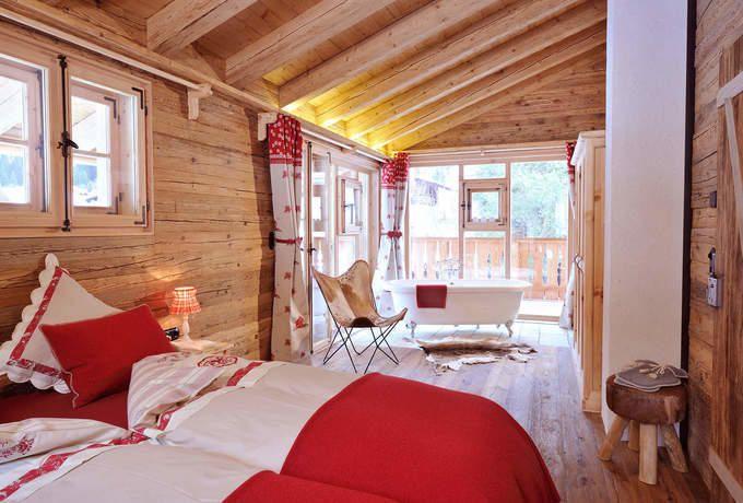 Wohnen Im Luxus Chalet In Tirol Berghütten österreich Berghütten
