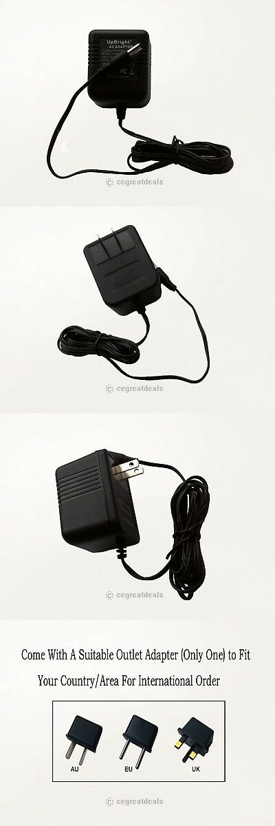 Power Supplies 101356: 12V Ac Adapter For Tdc Da-22-12 Da-2212 Fits 48 Inch Fiber Optic ...