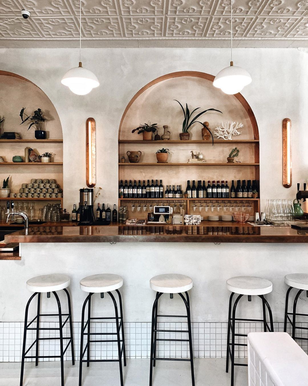 Davina Heydavina Cafe Interior Design Restaurant Interior Design Cafe Interior