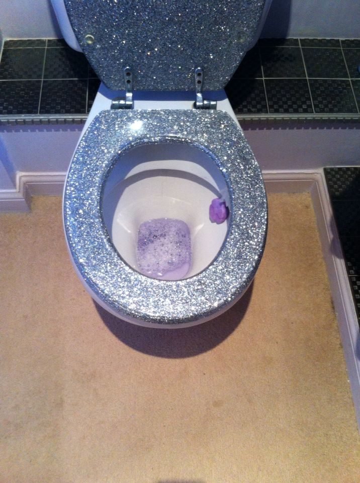 Prime Glitter Toilet Seat Glitter Toilet Seat Glitter Furniture Gamerscity Chair Design For Home Gamerscityorg