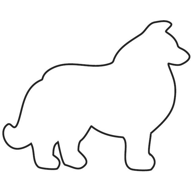 Pepparkaksform - Shetland sheepdog