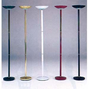 Halogen Floor Lamp With Dimmer 3638 Abc