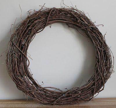 DIY Rosette Wreath