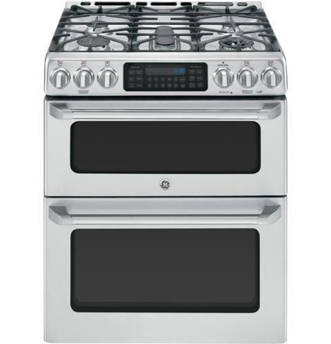 Our Ge 30 Free Standing Gas Double Oven Range Includes A