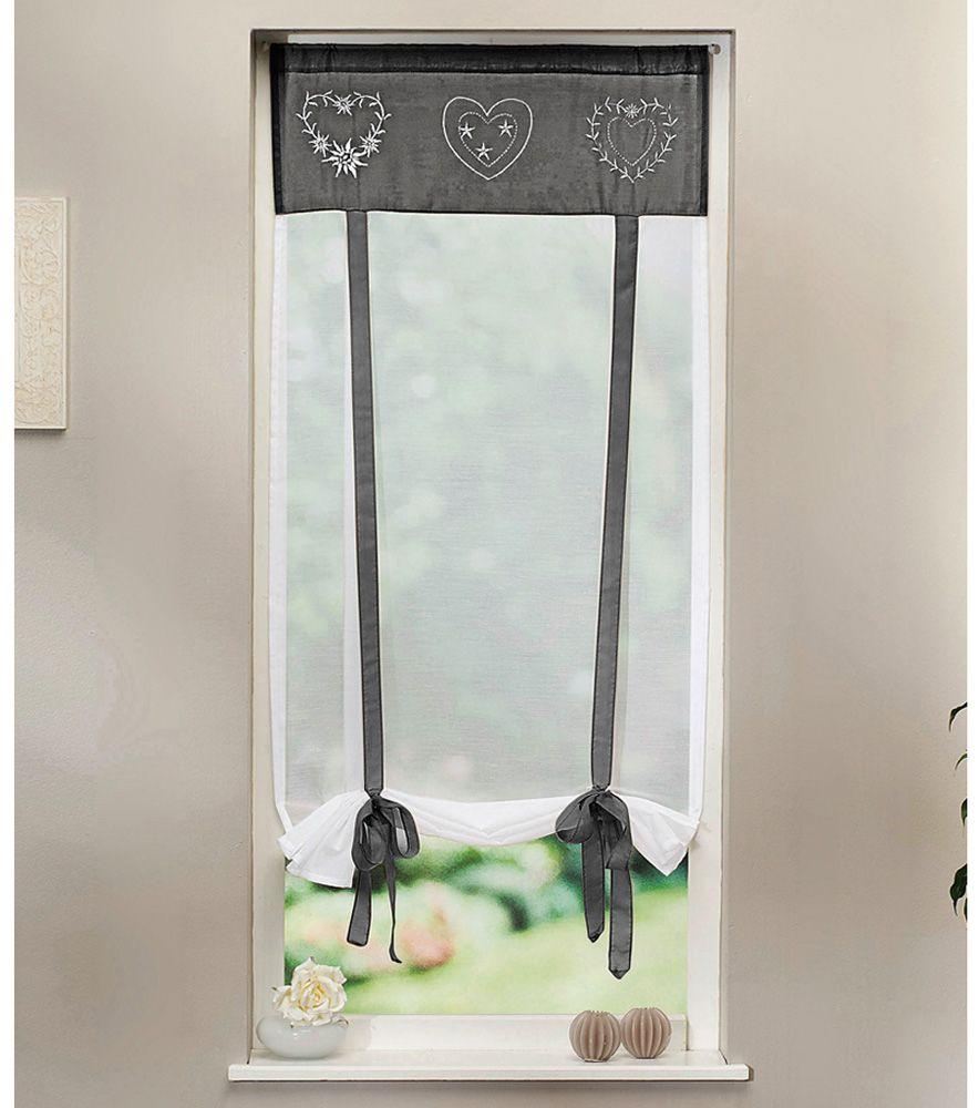 Como hacer un visillo para cocina buscar con google - Cortinas rusticas dormitorio ...