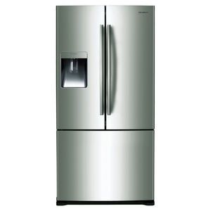 Samsung 2 Door Fridge 527l Srf527dsls Fridge French Door French