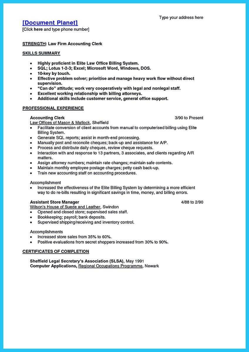 Store Clerk Sample Resume Nice Successful Professional Affiliations Resume For Office And Firm .