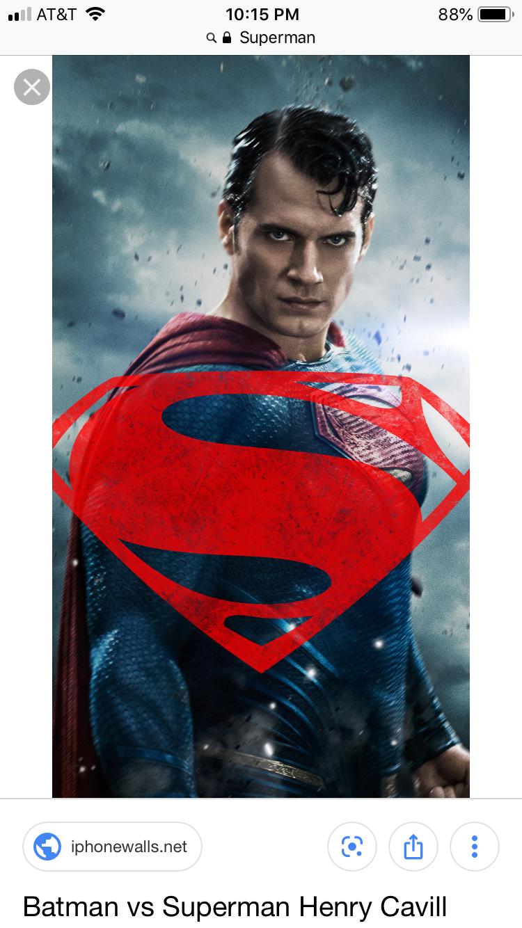 Superman Superman Henry Cavill Batman Vs Superman Superman