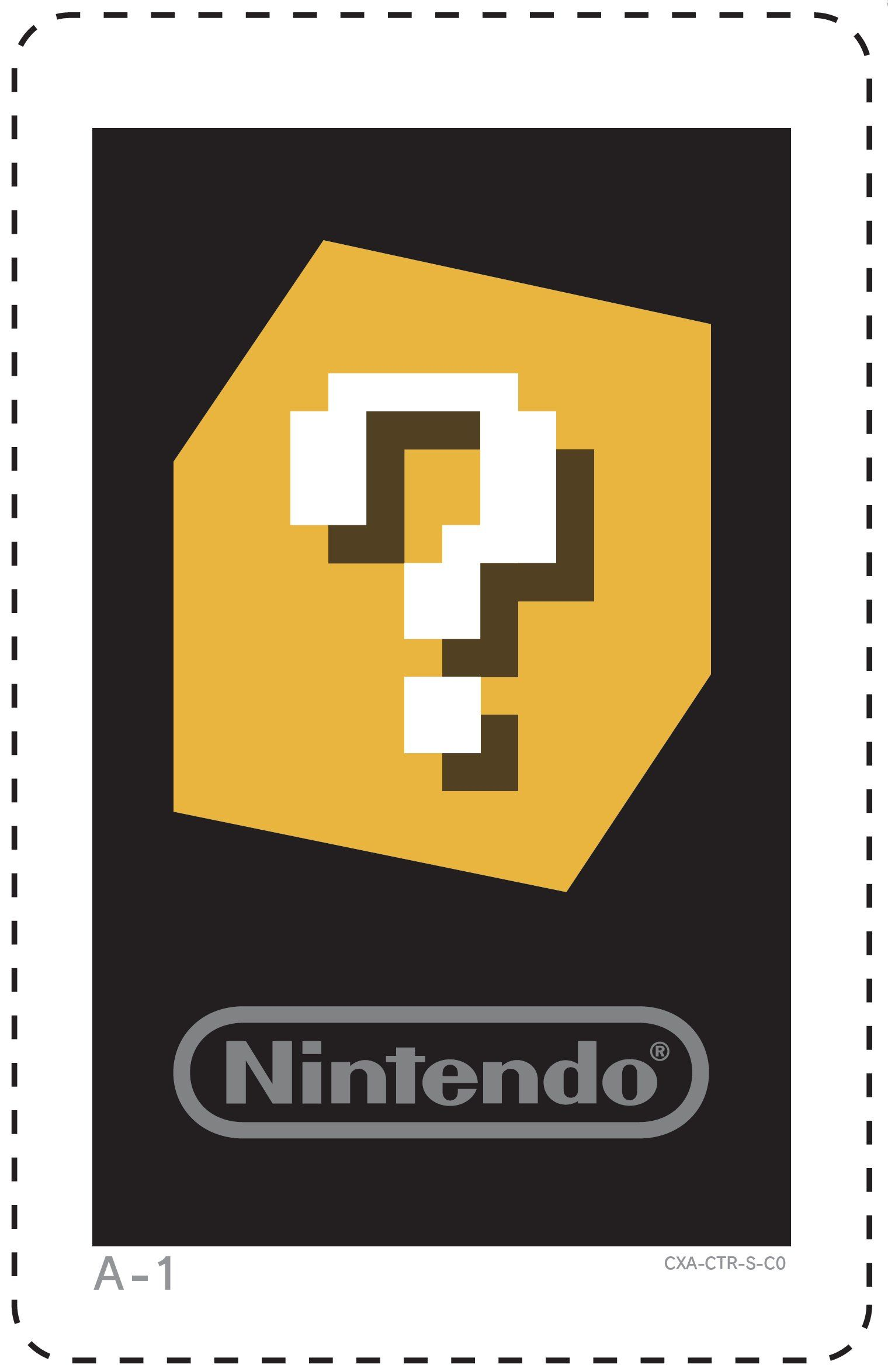 3ds Ar Cards Question Block I Might Need This Later Pinterest