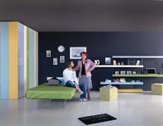 Ultra Modern Kids Bedroom Designs By Lago Modern Kids Bedroom