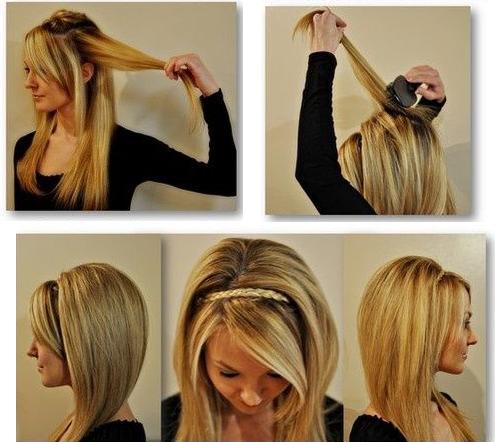 diy easy everyday hairstyle  everyday hairstyles easy