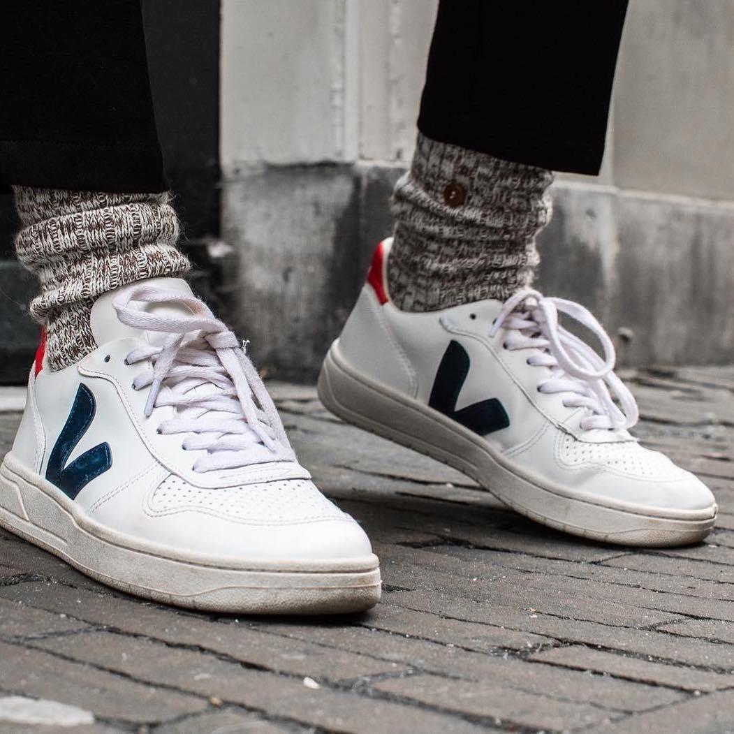 nuez Lesionarse letra  662 vind-ik-leuks, 11 reacties - VEJA - OFFICIAL ACCOUNT (@veja) op  Instagram: 'Keep it cool with our V-10 Nauti… | Sneakers outfit men, Veja  shoes, Dress shoes men