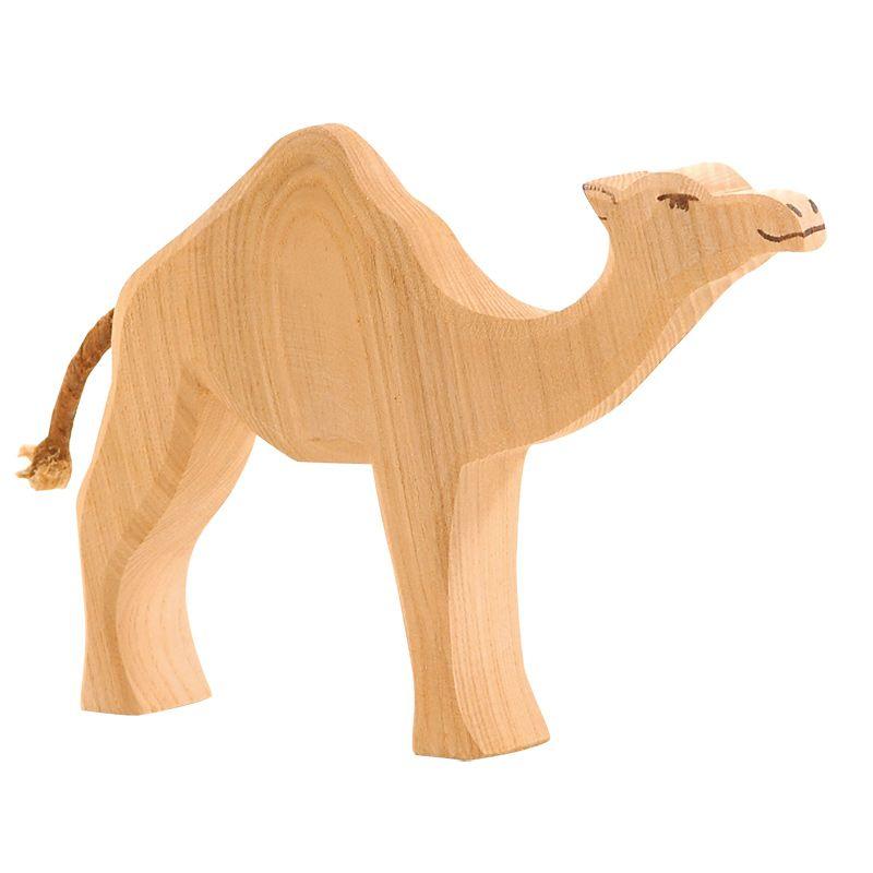 Ostheimer 22101 Polar Bear Large Nature of Wood