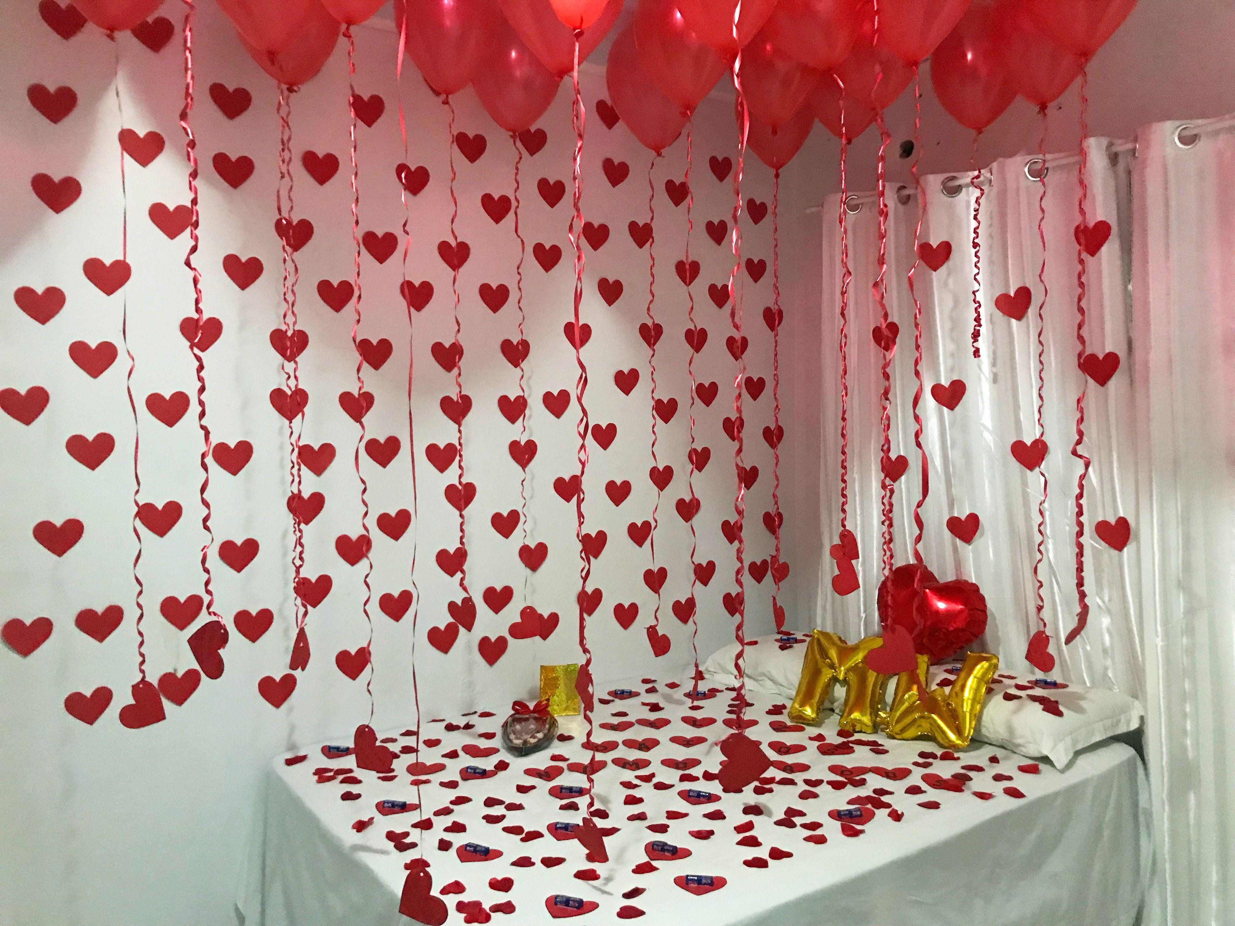 Pin De Alinneadrieliluciani Em Surpresa Romantica Para Namorado Em