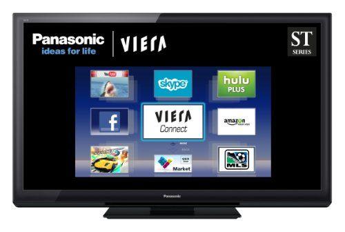 New Drivers: Panasonic TC-P65ST30 Smart TV