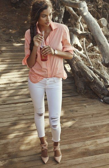 Low Rise Crop Jeans | Pump, Spring and Skinny jeans