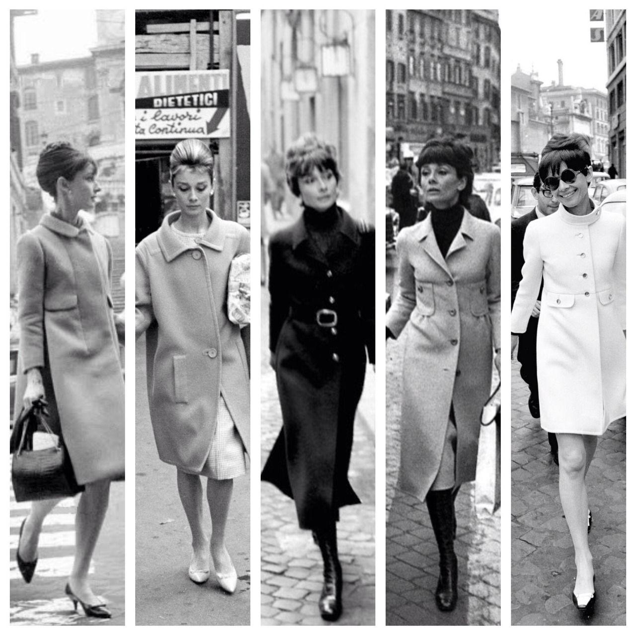 Audrey Hepburn in Rome | Audrey Hepburn | Audrey hepburn ...