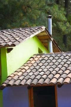 How To Paint Tile Roofs Roof Paint Clay Roof Tiles Painting Tile