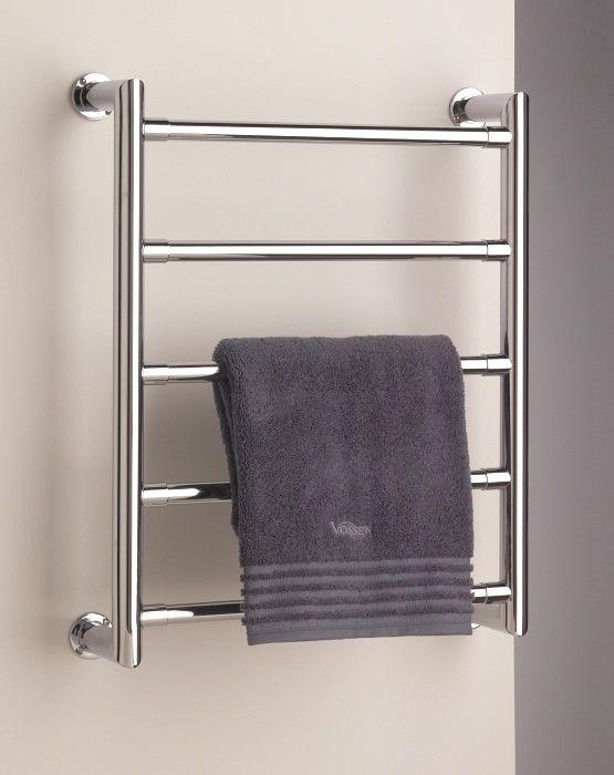 Heated Towel Rack More Bathroom