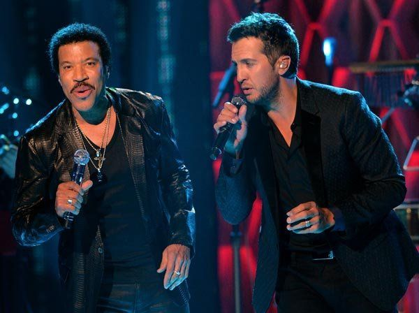 Luke Bryan To Pay Tribute To Lionel Richie At Grammy Awards Lionel Richie Luke Bryan Lionel Richie Commodores