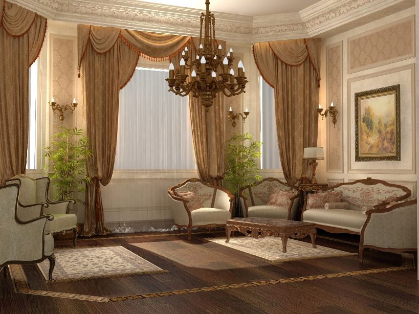 Ahmed Abo Villa Interior And Exterior Design Project IdeaTop Best Italian Classic Furniture