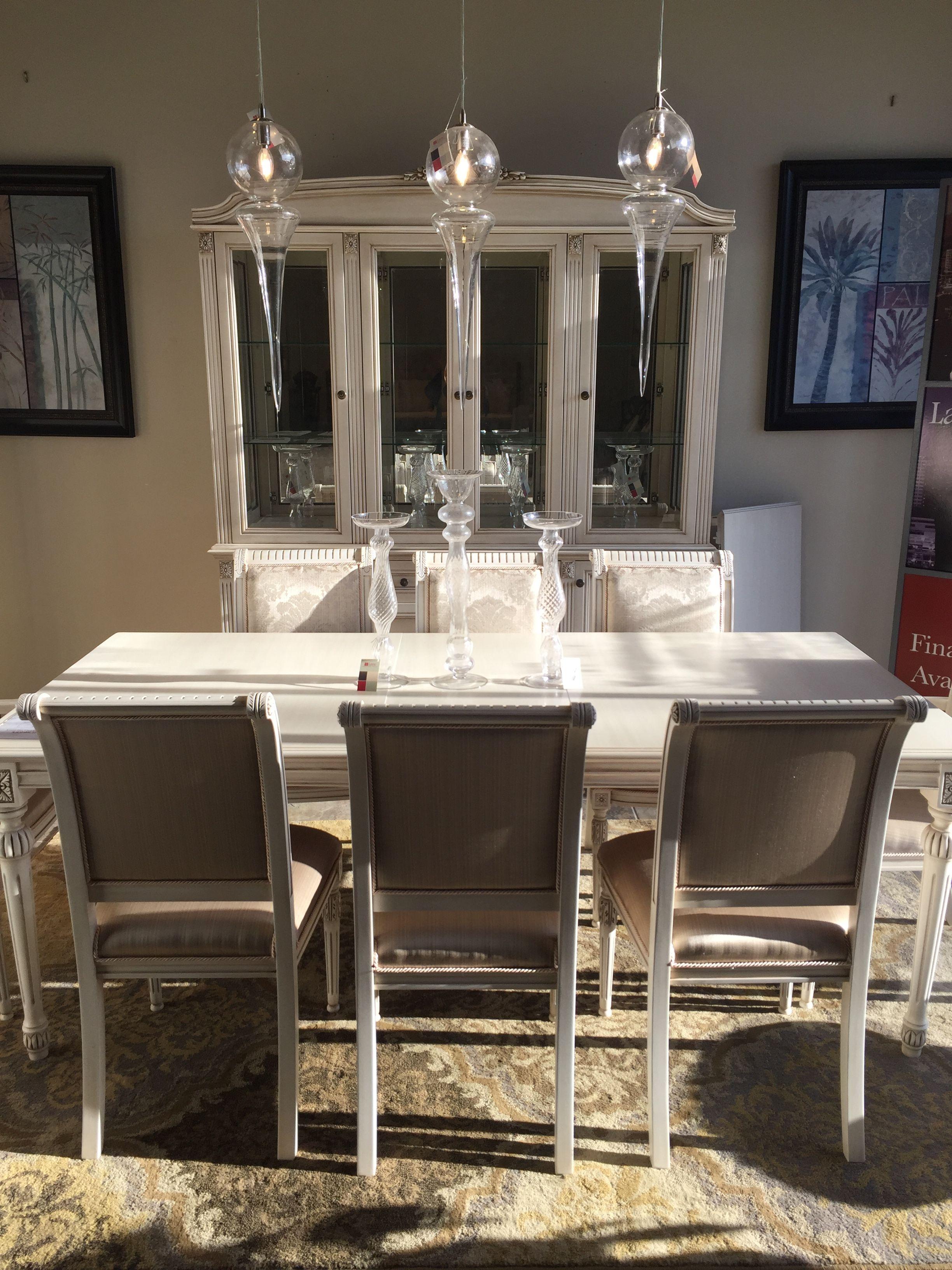 Sparkling Dining Room Sparkling Bling Diningroom Dining Table