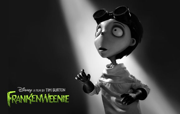You can't teach a dead dog new tricks: Frankenweenie. #Steampunk #TimBurton #Xerposa.