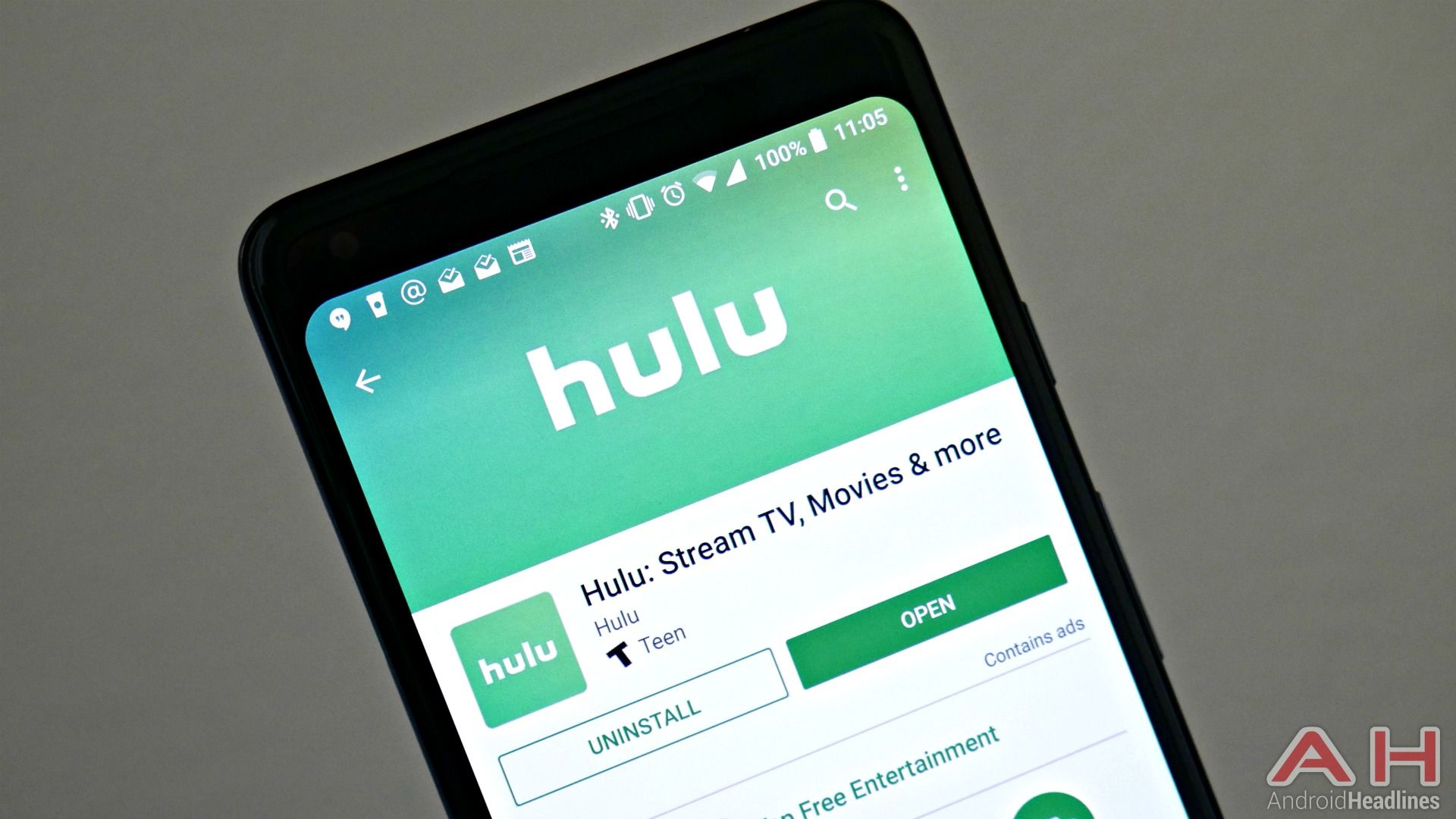 Hulu App Update Adds Faster Live Tv Access Better Suggestions Streaming Tv Hulu Android