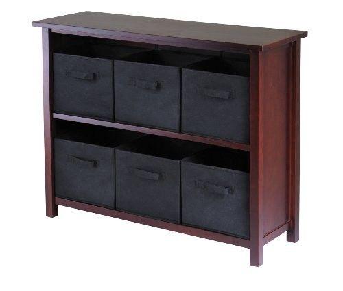 "Verona 30"" Standard Bookcase"