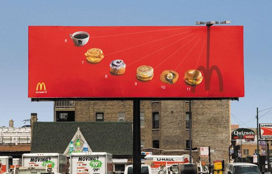 40 must-see examples of billboard advertising: Page 2 | Creative Bloq