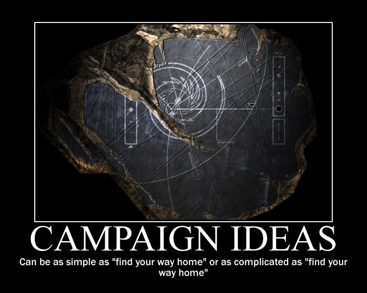 Campaign Ideas by NEO|Phyte