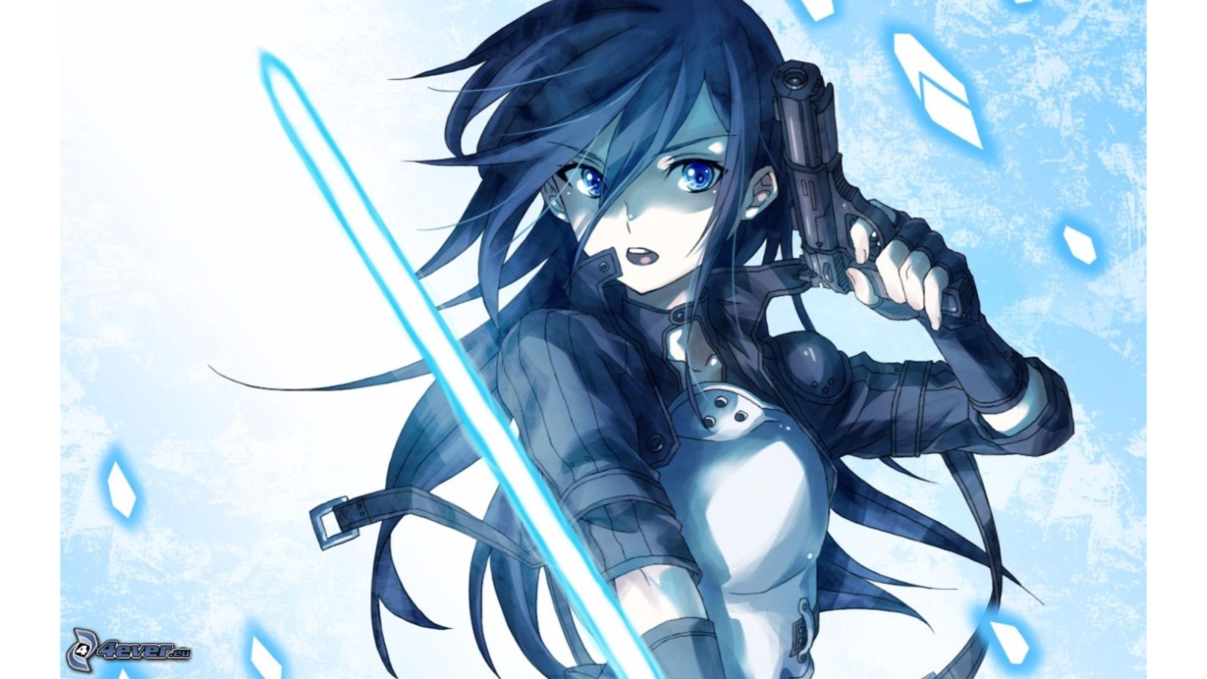 Lightsaber 4K Anime Wallpapers Free 4K Wallpaper Sword