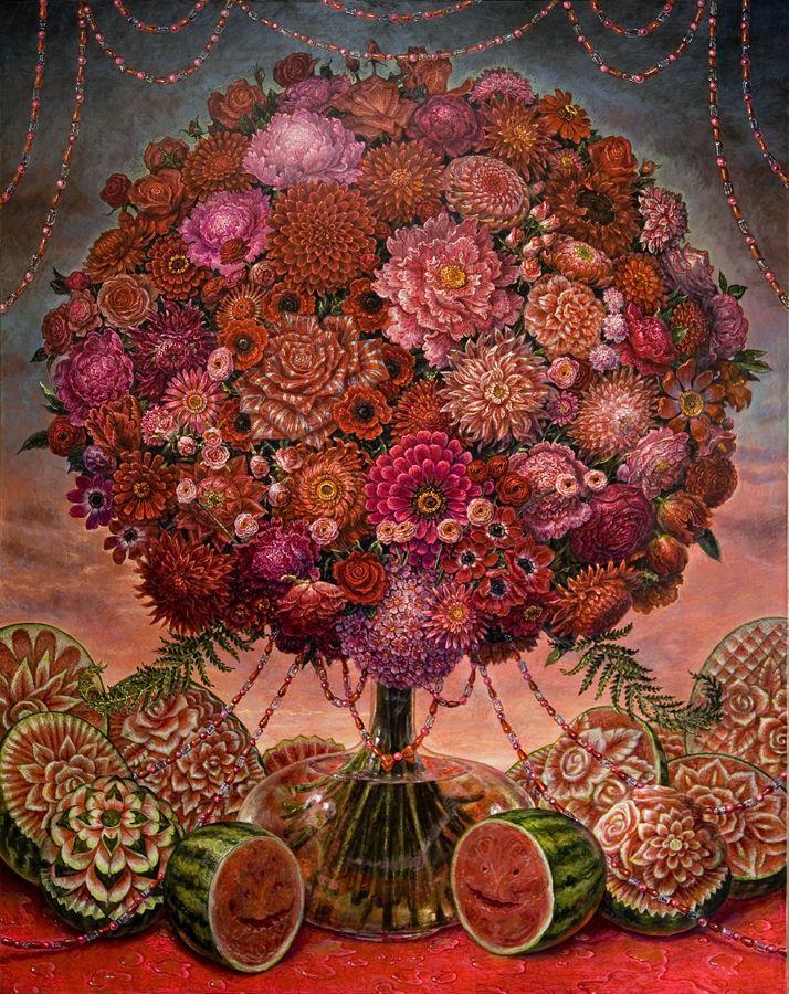 Still Life Variations Thomas Woodruff,  2009