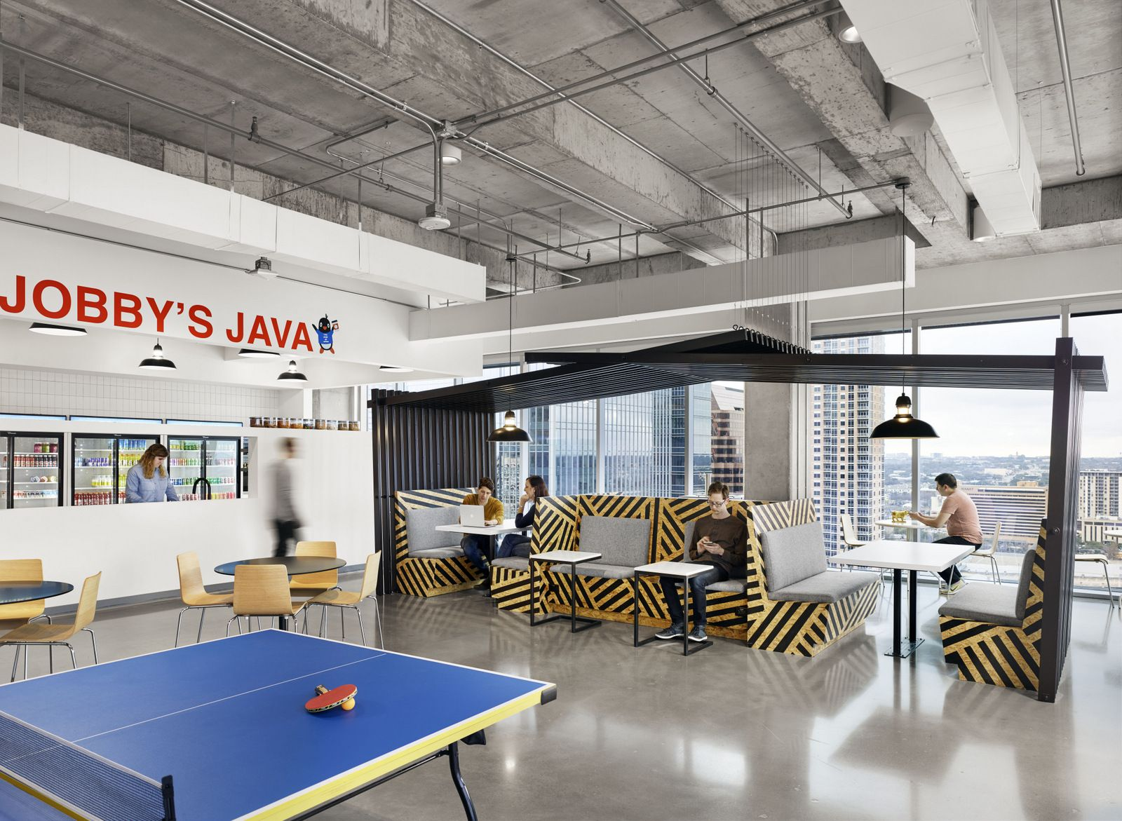 Office Tour Indeed Downtown Offices Austin Commercial Office