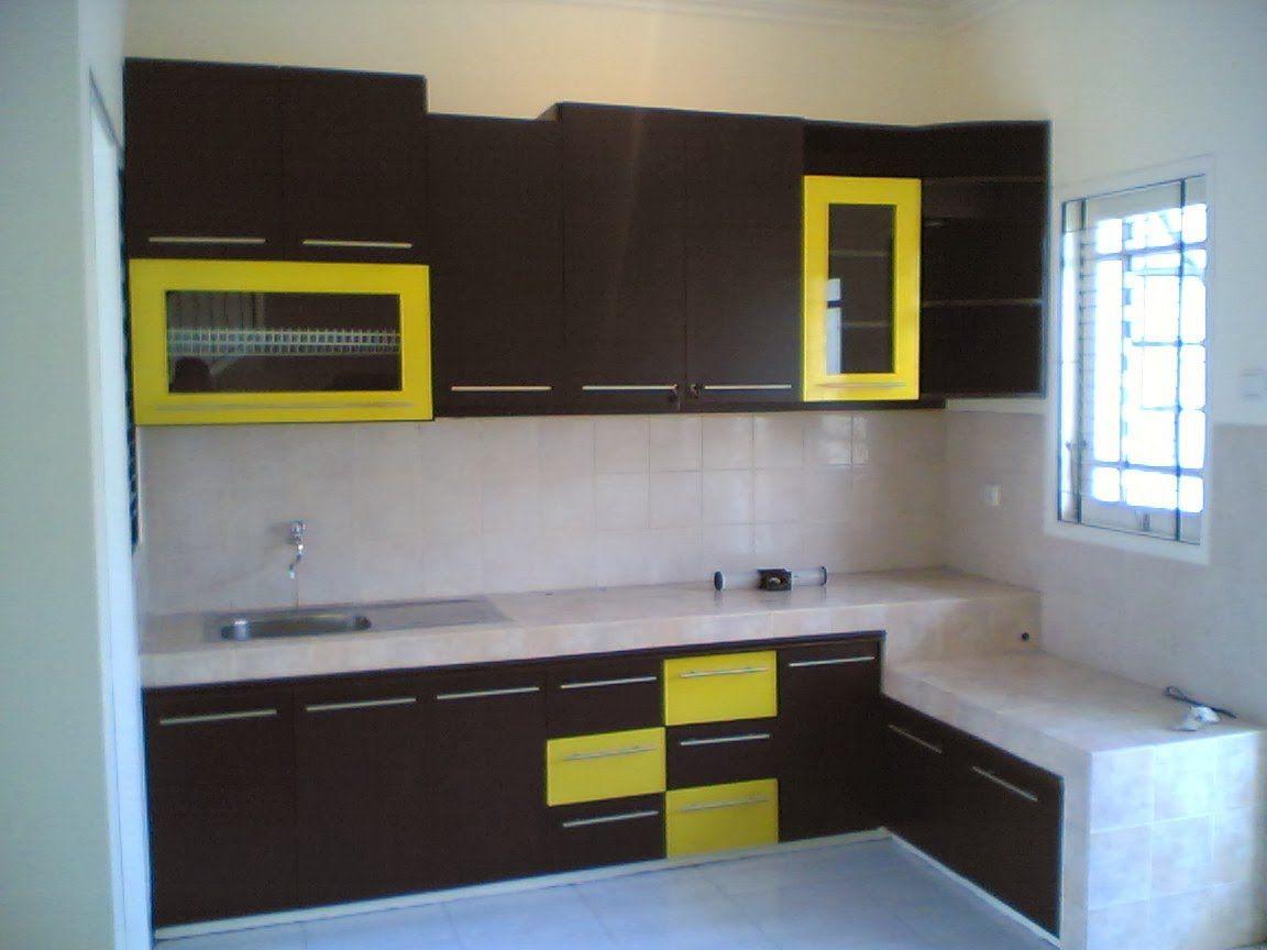 Dapur Minimalis 2x2 Dan 2x3 Rumah