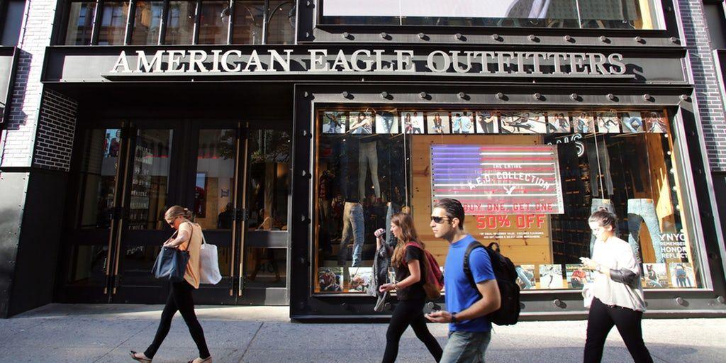American Eagle Hit by Weakened Demand