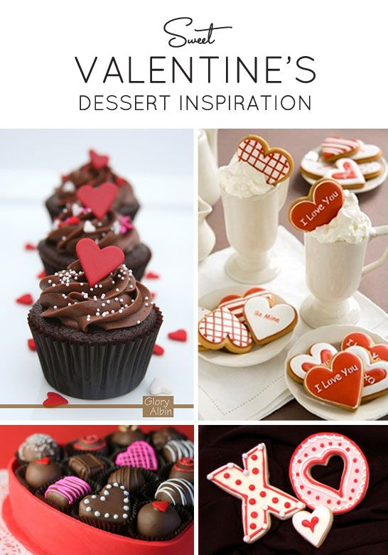Sweet Valentine's Day Inspiration