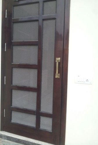 Pin By Ajay On Jali Iron Mesh Door Wooden Front Door Design Wooden Door Design Room Door Design