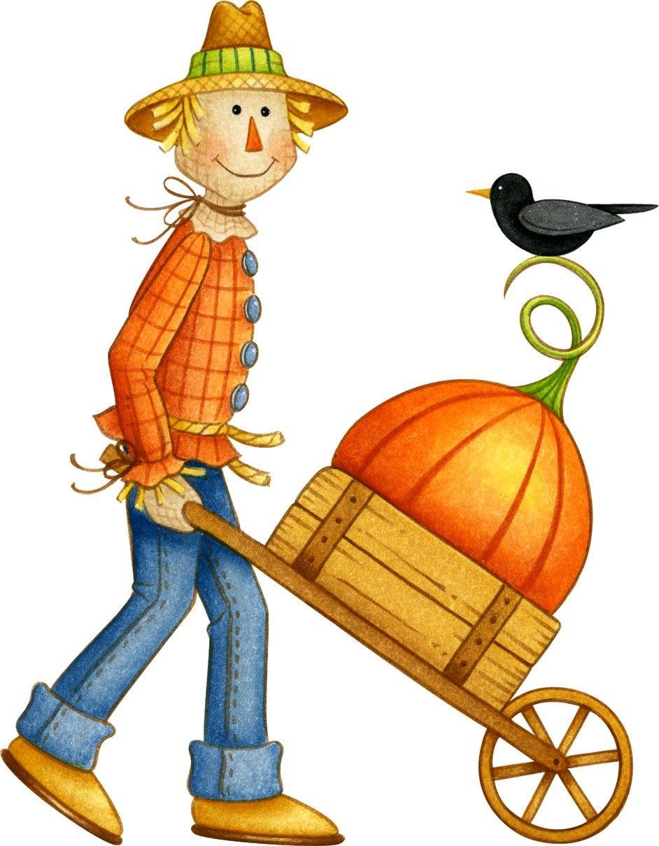 scarecrow clip art clipart