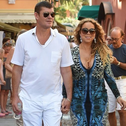 James Packer's Super Yacht Can't Contain Mariah Carey- See what she did