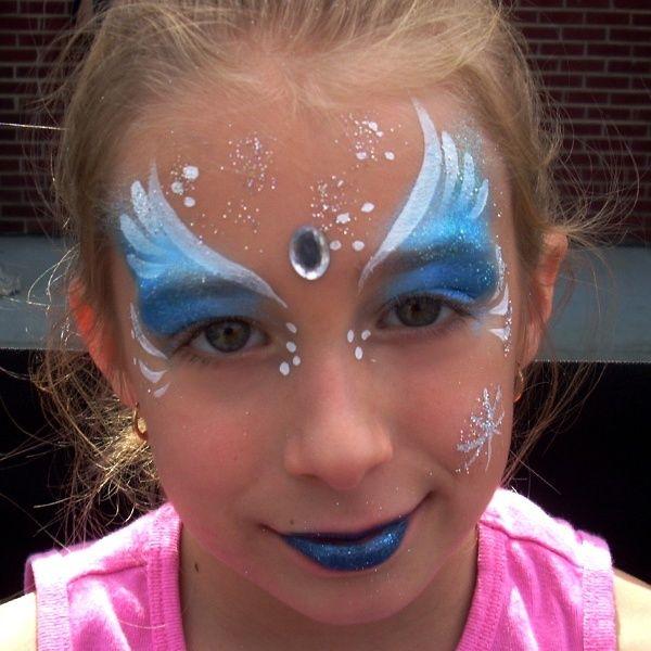 maquillaje infantil para carnaval