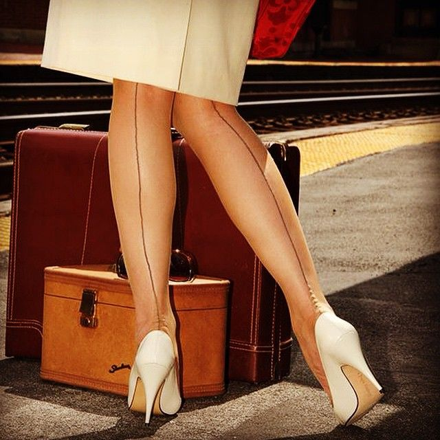 Nylons On Train