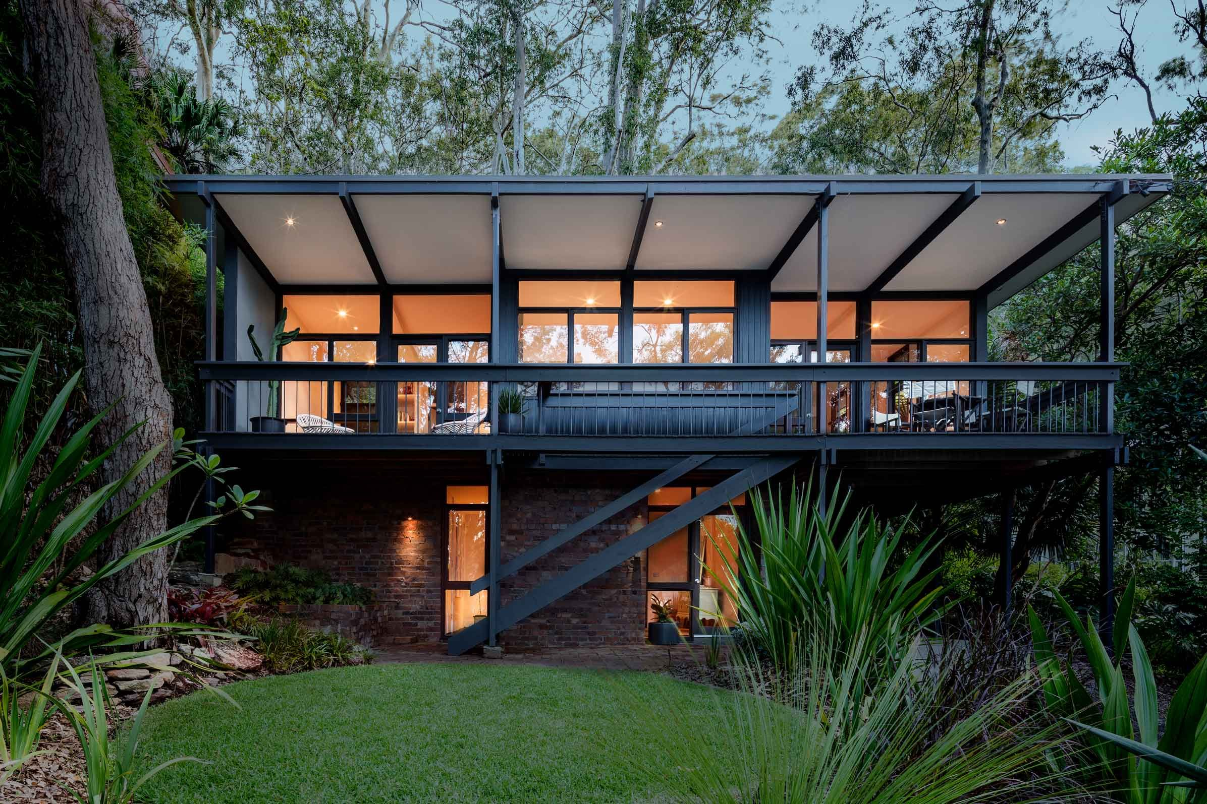 Architect Designed House For Sale In Pearl Beach. Pearl Beach House By  Brian Mazlin.